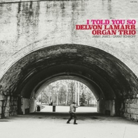 Delvon Lamarr Organ Trio - I Told You So (LP)