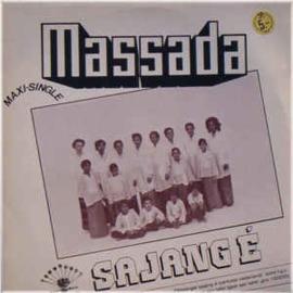 """Massada – Sajang É (12"""" Single) T30"""