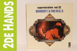 Booker T. & The M.G.'s ‎– Superstarshine Vol. 32 (LP) B40