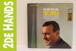 Eddy Arnold – You Gotta Have Love (LP) G90