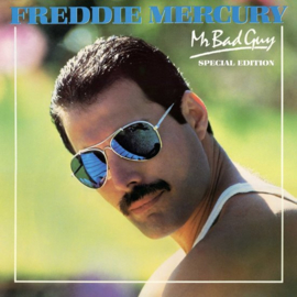 Freddie Mercury - Mr. Bad Guy (PRE ORDER) (LP)