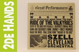 """Wagner – Great Orchestral Music From """"The Ring"""" (LP) K40"""