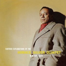 Horace Silver - Further Explorations -Blue Note Tone Poets- (LP)