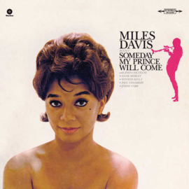 Miles Davis ‎– Someday My Prince Will Come (LP)