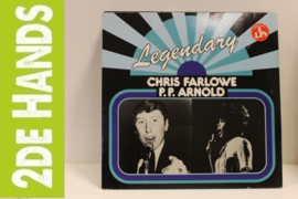 Chris Farlowe / P.P. Arnold ‎– Legendary (2LP) E302