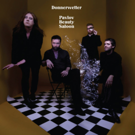 Donnerwetter - Pavlov Beauty Saloon (LP)