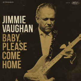 Jimmie Vaughan ‎– Baby, Please Come Home (LP)