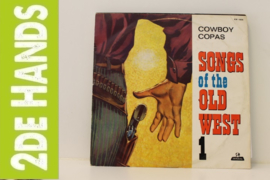 Cowboy Copas ‎– Songs of the Old West 1 (LP) C40