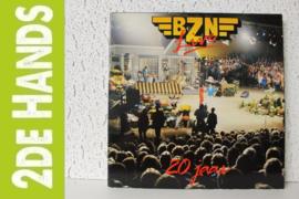 BZN – BZN Live - 20 Jaar (2LP) K50