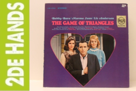 Bobby Bare / Norma Jean / Liz Anderson ‎– The Game Of Triangles (LP) K40