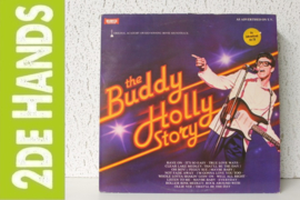 Gary Busey ‎– Buddy Holly Story - Original Academy Award Winning Movie Soundtrack  (LP) F20