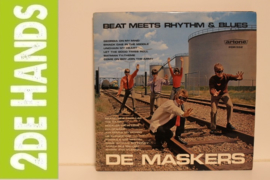 De Maskers - Beat Meets Rhythm & Blues (LP) D20