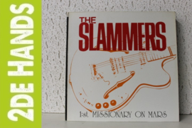 The Slammers ‎– 1:st Missionary On Mars (LP) C60
