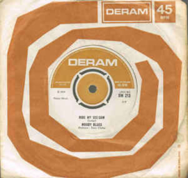 """Moody Blues – Ride My See-Saw (7"""" Single) S70"""