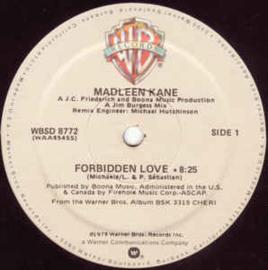 """Madleen Kane – Forbidden Love (12"""" Single) T30"""