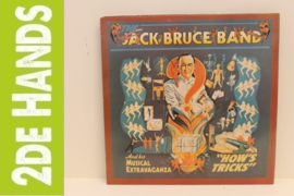 Jack Bruce Band ‎– How's Tricks (LP) C60