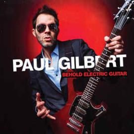 Paul Gilbert - Behold Electric Guitar (2LP)