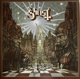 Ghost ‎– Popestar (LP)