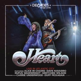 Heart – Live In Atlantic City (2LP)