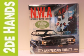 N.W.A. – Straight Outta Compton - 10th Anniversary Tribute (2LP) H30