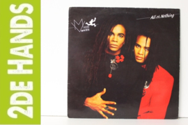 Milli Vanilli – All Or Nothing (LP) F30