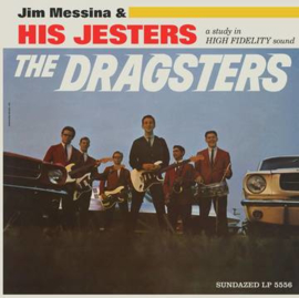 Jim Messina & His Jesters - The Dragsters (RSD 2021) (LP)