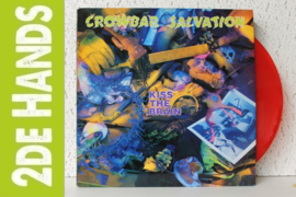 Crowbar Salvation ‎– Kiss The Brain (LP) D60