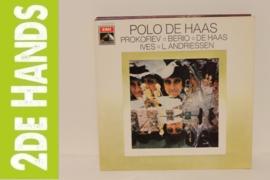 Polo De Haas – Polo De Haas: Prokofiev - Berio - De Haas - Ives - L. Andriessen (LP) A60