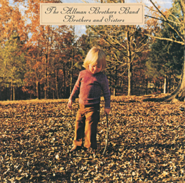 Allman Brothers Band – Brothers And Sisters (LP)