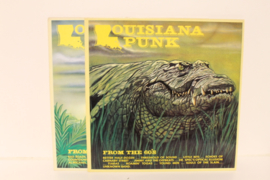 Various ‎– Louisiana Punk Groups From The 60's Vol. 1 & 2 (Serie van 2LP's) S10