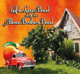 Leif de Leeuw Band – Plays The Allman Brothers Band (LP)