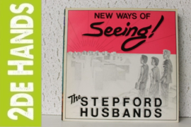 The Stepford Husbands ‎– New Ways Of Seeing(LP) D30