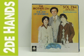 The Brothers Zim ‎– The Joy Of Shabbos (LP) H40