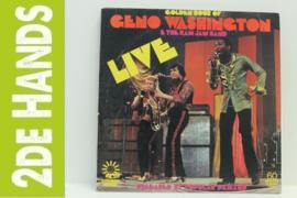 Geno Washington & The Ram Jam Band  (LP) K70