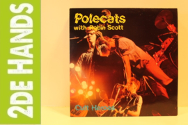 Polecats With Robin Scott ‎– Cult Heroes (LP) F60