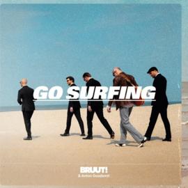 BRUUT!  - Go Surfing (LP)