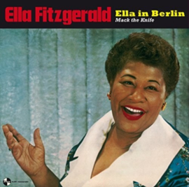 Ella Fitzgerald ‎– Mack The Knife - Ella In Berlin (LP)