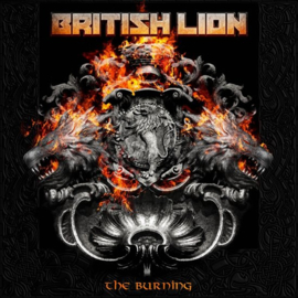 British Lion- The Burning (2LP)