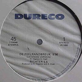 "Richter 5.5 – De Peelrandbreuk (12"" Single) T30"