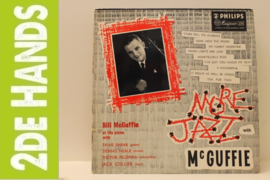 Bill McGuffie – More Jazz With McGuffie (LP) D80