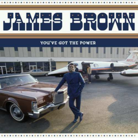 James Brown - You've Got The Power  (LP)