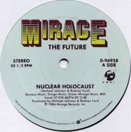 """The Future – Nuclear Holocaust (12"""" Single) T20"""