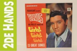 Elvis Presley – Girls! Girls! Girls! (LP) A70