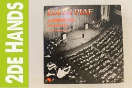 Edith Piaf – Edith Piaf At Carnegie Hall 13th January 1957 (LP) D80