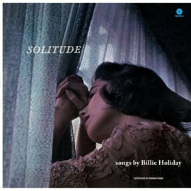 Billie Holiday ‎– Solitude (LP)