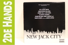 Various – Music From The Motion Picture New Jack City (LP) B80
