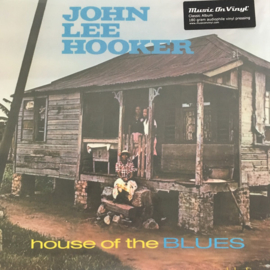 John Lee Hooker ‎– House Of The Blues (LP)