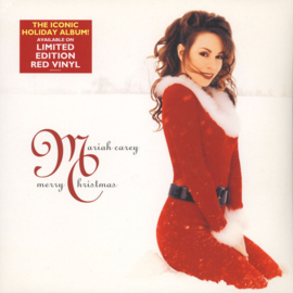 Mariah Carey ‎– Merry Christmas (LP)