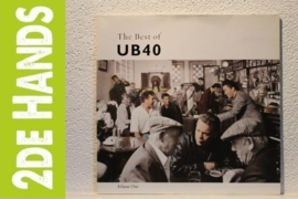 UB40 - The Best Of (LP) E50