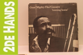 """Gene """"Mighty Flea"""" Conners – Coming Home (LP) E30"""